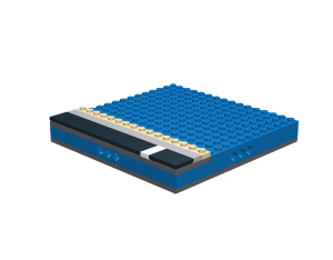 Micropolis Waterfront - Edge Module